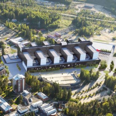 CENTRAL FINLAND HOSPITAL NOVA